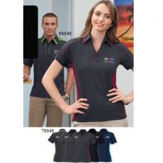Health & Safety - North End Sport<sup>®</sup>;Sonic - 2XL -  Ladies' performance polyester pique polo