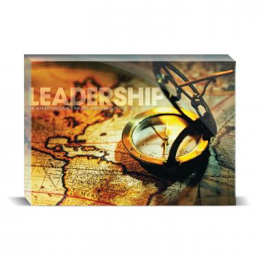 Leadership Compass Motivational Art