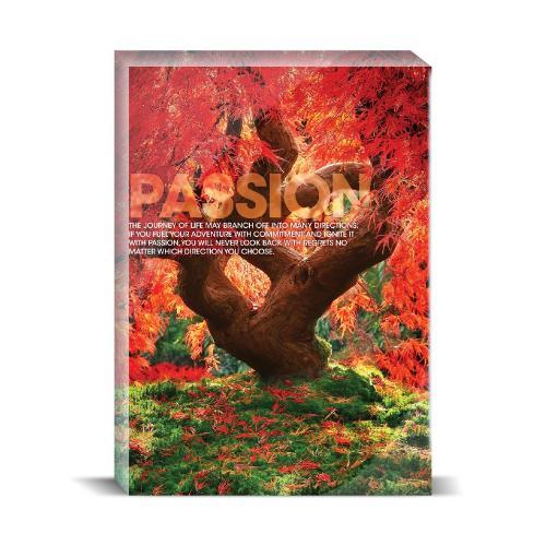 Passion Tree Motivational Art