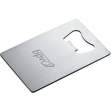 High quality credit card sized bottle opener