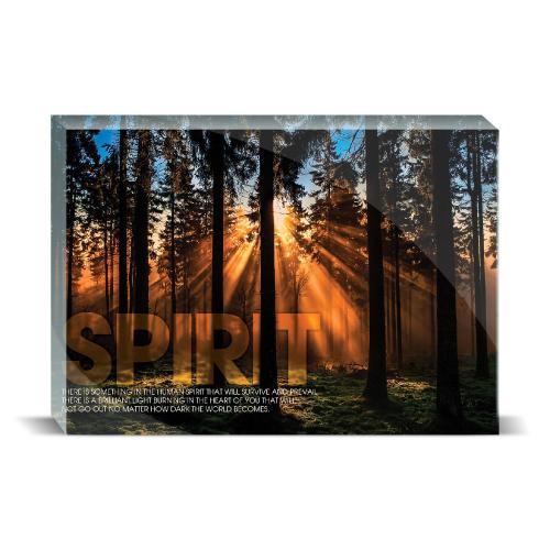 Spirit Forest Motivational Art