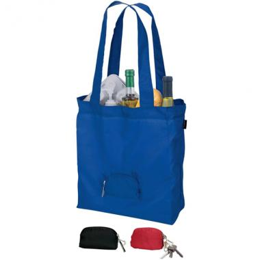 eco-Lifestyle<sup>&trade;</sup> - Foldable tote bag with 26