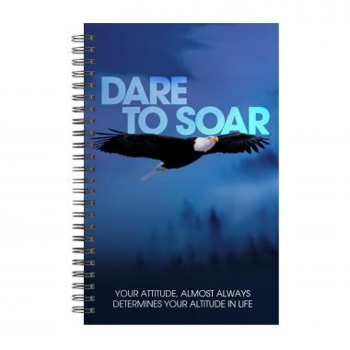 Dare to Soar Spiral Notebook
