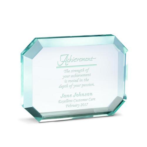 Gem Acrylic Award