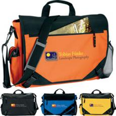 Messenger Bags - Hurricane<sup>®</sup> - Hurricane Courier with multiple pockets, large main compartment & cell phone pocket