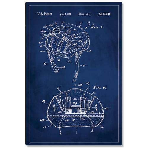 Basketball Patent Art