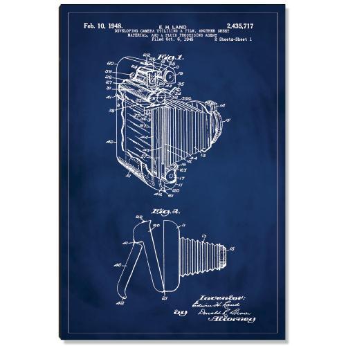 Camera Patent Art