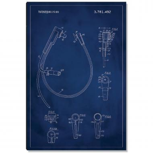 Headset Patent Art