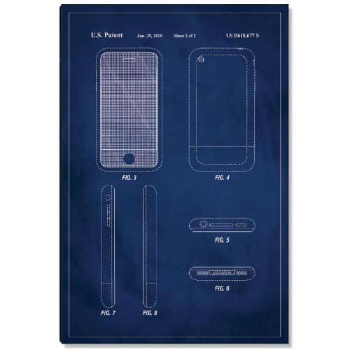 iPhone Patent Art