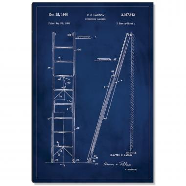 Ladder Patent Art