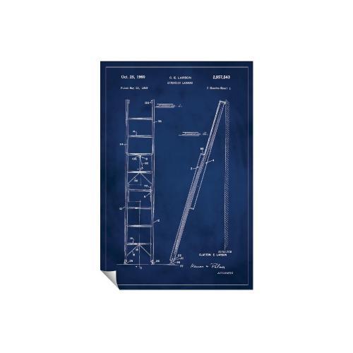 Ladder Patent Art