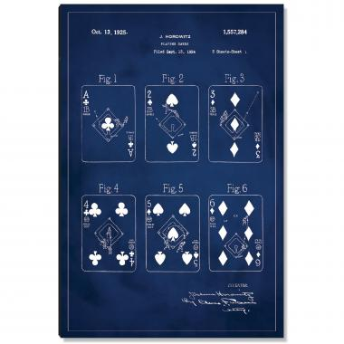 Playing Cards Patent Art
