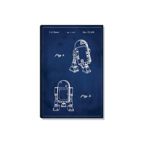 Star Wars R2D2 Patent Art