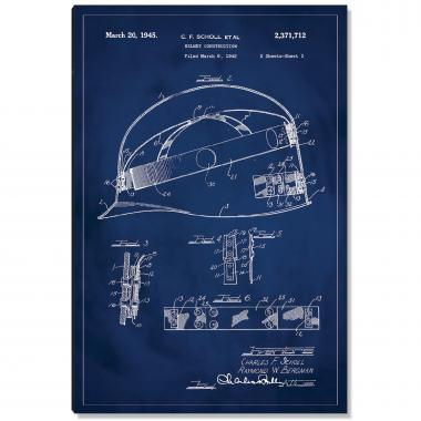 Safety Helmet Patent Art