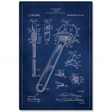 Wrench Patent Art