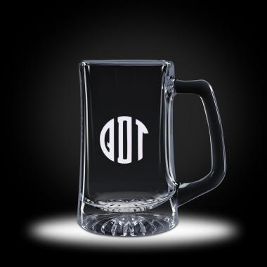 XL Game Day Glass Mug