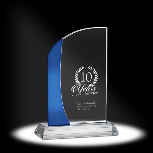 Soar Crystal Award