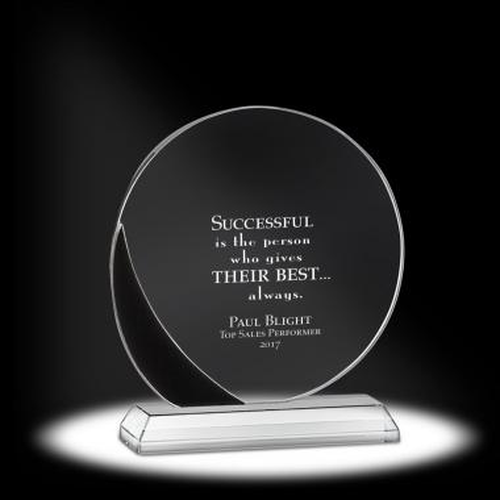 Orbis Crystal Award