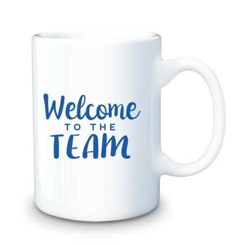 Welcome to the Team 15oz Ceramic Mug