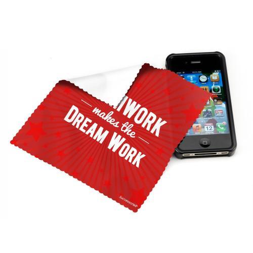 Teamwork Dream Work Microfiber Cleaning Cloth