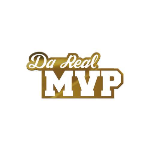 Da Real MVP Lapel Pin