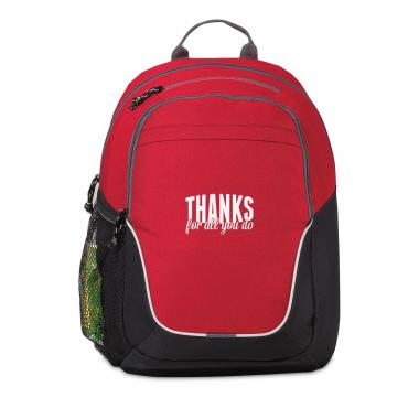 Personalized Mission Backpack