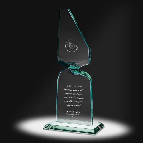 Vortex Glass Award