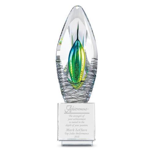 Exclaim Art Glass Award