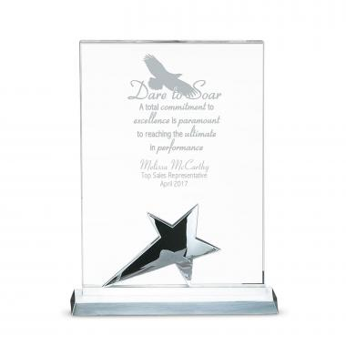 Sales Crystal Star Award