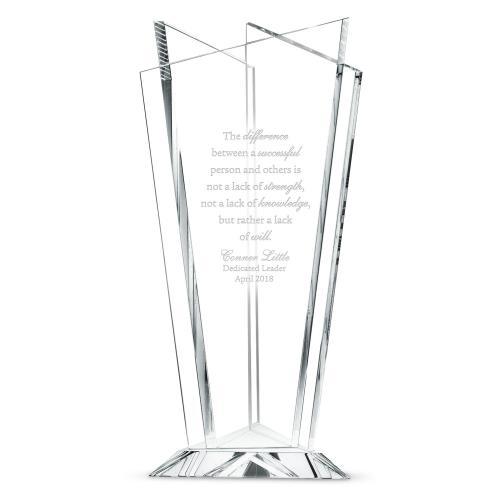 Achievement Is Everything Vase