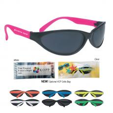 Sports & Outdoor - Wave Rubberized Sunglasses