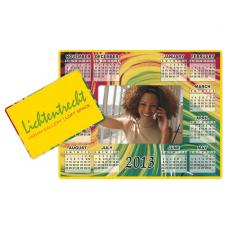 Calendars Magnetic - 20 mil Magnet -  Picture frame magnet made from a minimum of 12% recycled material