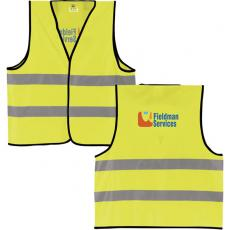 Vests General - Reflective safety vest