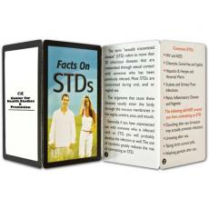 Tradeshow & Event Supplies - Key Points<sup>™</sup> - Fact filled fold up guide to STDs