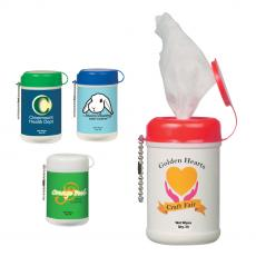 Wet Wipes - Mini Wet Wipe Canister