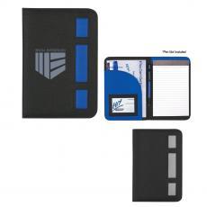 """Portfolios & Notebooks - Non-Woven 5"""" x 7"""" Ribbon Padfolio"""
