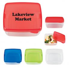 Food Containers - Square Lunch Container