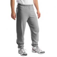Employee Gifts - Jerzees<sup>®</sup> - 2XL Colors -  Polyester/cotton fleece 8 oz. sweat pant with elastic waistband and cuffs