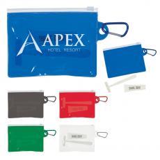 Travel Toiletries - Travel Shave Kit
