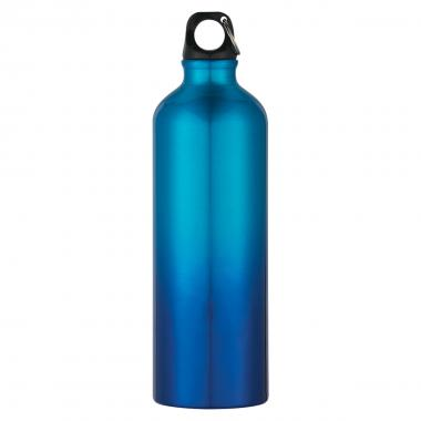 25 Oz. Aluminum Gradient Bike Bottle