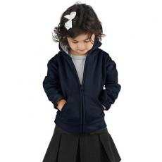 Baby Items - Precious Cargo<sup>®</sup> - Toddler 80% cotton and 20% polyester full zip hoody jacket