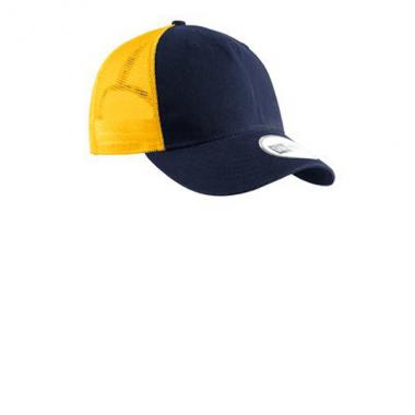 New Era<sup>&reg;</sup> - Mid profile structured adjustable trucker cap