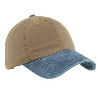 Port Authority<sup>&reg;</sup> - Unstructured two-tone garment-washed cap