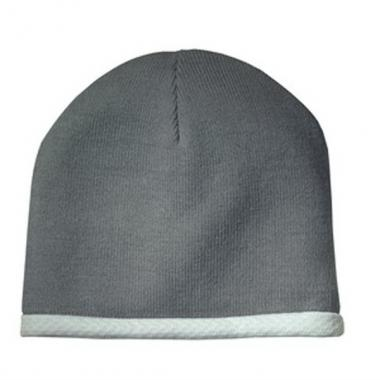 Sport-Tek<sup>&reg;</sup> - Performance knit cap with texture moisture-wicking lining, blank
