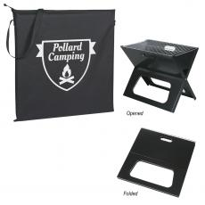 Home & Auto - Collapsible Portable Grill With Carrying Bag