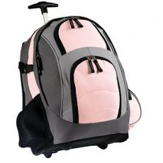 Bags & Totes - Port Authority<sup>®</sup> - Wheeled backpack made of 600 denier polyester, blank
