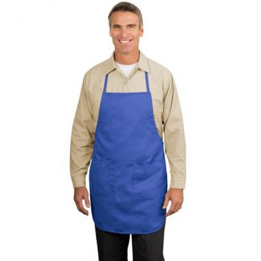 Port Authority<sup>&reg;</sup> - Full length apron made of 65/35 polyester/cotton