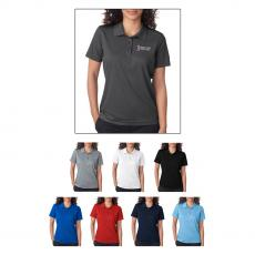 Apparel - UltraClub® Ladies' Cool & Dry Mesh Piqué Polo