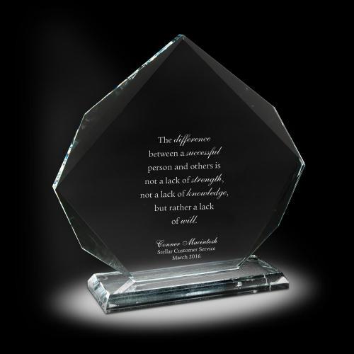 Prominence Glass Award
