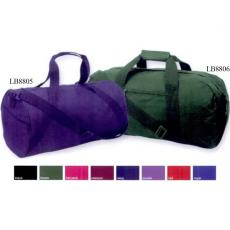 Environmentally Friendly Products - Liberty Bags<sup>™</sup> - Barrel duffel bag. 600 denier polyester / PVC. Blank